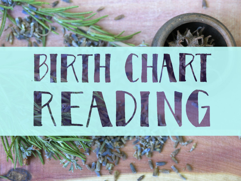 birth chart reading